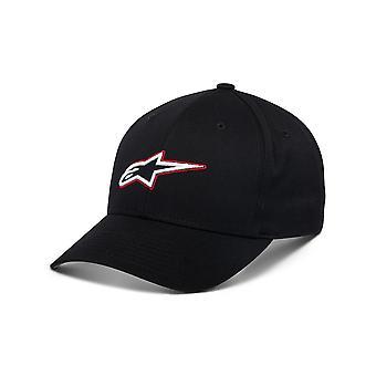 Alpinestars Men's Cap ~ Trace Velo negru