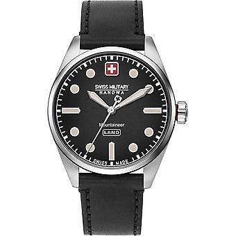 SWISS MILITARY-HANOWA - Wristwatch - Men - MOUNTAINEER - 06-4345.7.04.007