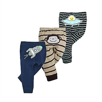Divat Baby Pants tavaszi őszi gyerekek ruházat idom nadrág kötött