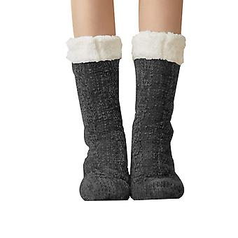 Heated Socks For Women, Womens Warm Socks,warm Indoor Home Socks,free 20 Pieces Of Heating Stickers