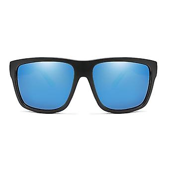 Unisex Polaroid Vintage Square Sunglasses