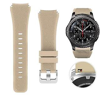 silikonbånd for Samsung Galaxy Watch Sports Strap Frontier / klassisk Aktiv 2