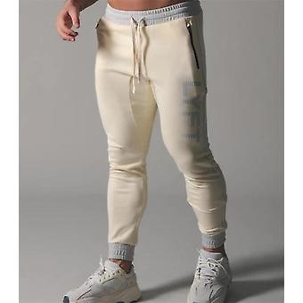 الركض السراويل الرجال الرياضة Sweatpants تشغيل السراويل القطن Trackpants