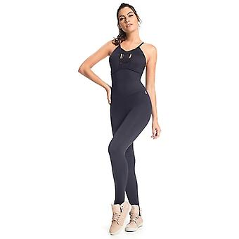 Black Sting Workout Jumpsuit