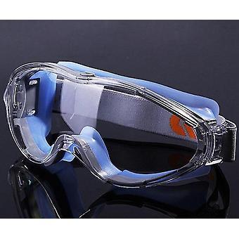 نظارات السلامة الشفافة