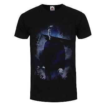 Grindstore Mens The Shape T-Shirt