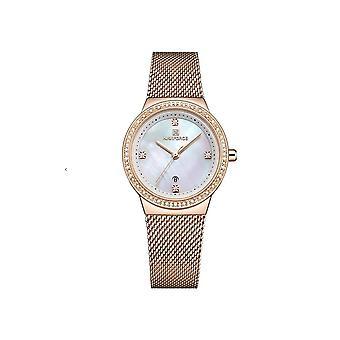 Naviforce Ladies Homage Quartz Gold Watch Dress Watches Fashion Designer Gift