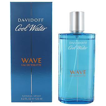 Davidoff Cool Water Wave Men 125ml Eau de Toilette Spray for Men