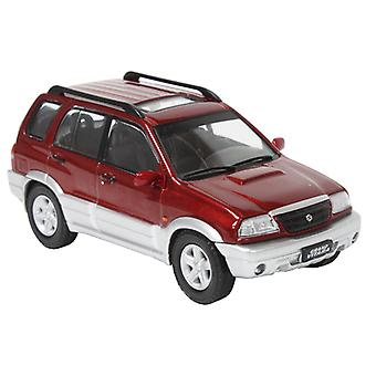 Suzuki Grand Vitara (2001) Diecast Model Car