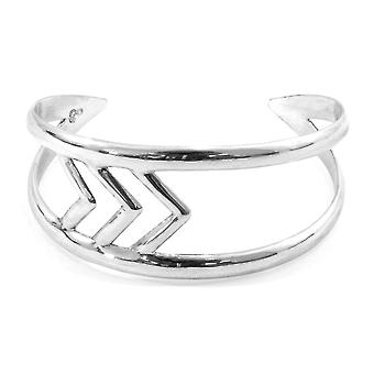 ANKARE & BESÄTTNING Montanita Maxi Surf Silver Armband