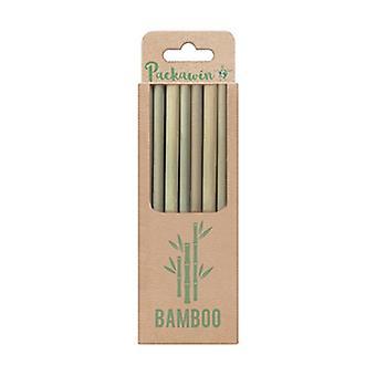 Bambu pillit 10 yksikköä