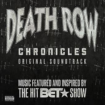 Death Row Chronicles / Various - Death Row Chronicles (Blue Vinyl) [Vinyl] USA import