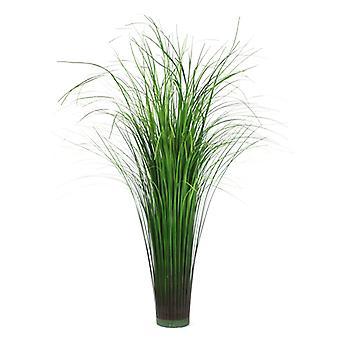 Kunstigt græsbundle 50 cm på basen