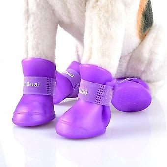 Dog Rain Shoes Anti Slip