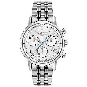 Roamer 975819 41 15 90 Vanguard Chrono II watch 42 mm