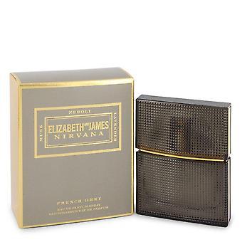 Nirvana French Grey Eau De Parfum Spray (Unisex) Door Elizabeth en James 1 oz Eau De Parfum Spray