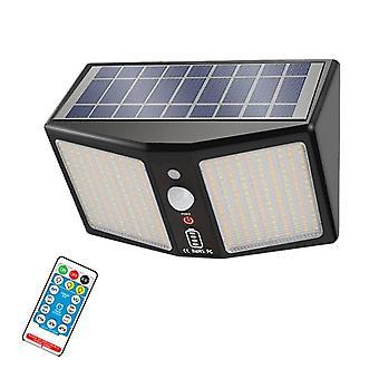 Солнечная настенная лампа ip65 монтаж / висячие установки