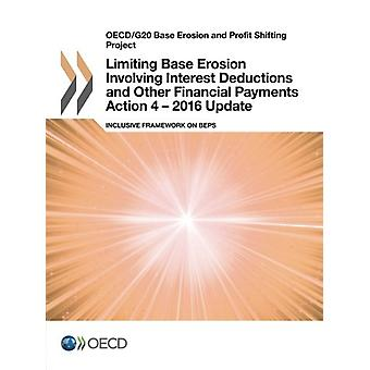 Limiting base erosion involving interest deductions and other financi