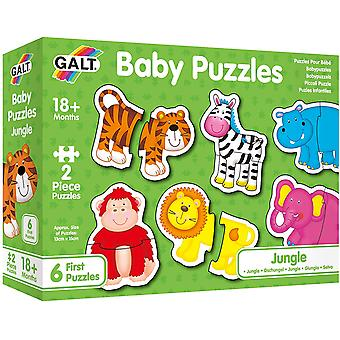 Baby Jungle Puzzle