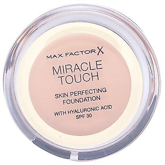 Max Factor Miracle Touch Liquid Illusion Foundation 080 pronssi