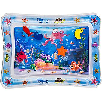 Inflable Tummy Time Premium Water Mat Infants And Toddlers,fun Time Play
