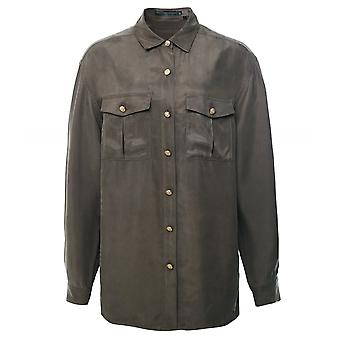 Holland Cooper Relaxed Fit Military Shirt