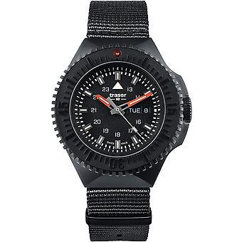 Mens Watch Traser 109854, Quartz, 46mm, 20ATM