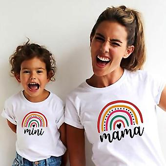 Rainbow Toppit, Summer Mother Daughter T-paita
