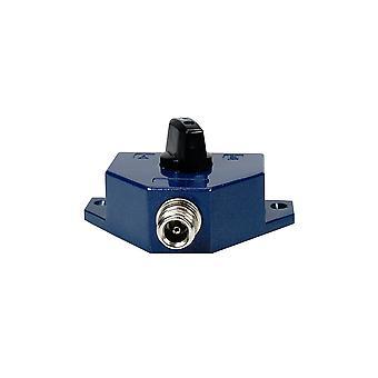 PNI COX 220 coaxiale splitter N-TYPE connectoren voor het monteren van 2 radiostation antennes