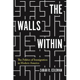 The Walls Within by Professor Sarah Coleman
