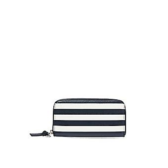 s.Oliver (Bags) 201.10.003.30.282.2037600, Women's Wallet, 59G1 Blue Stripes, one size