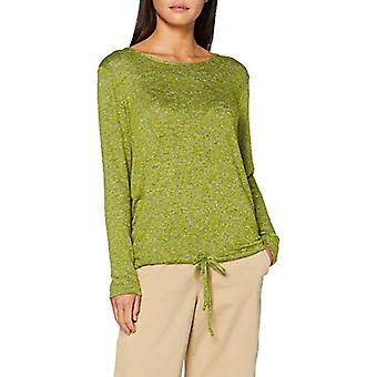 Tom Sastre camiseta de punto suelto, 20049-Madera Verde Melange, S Mujer