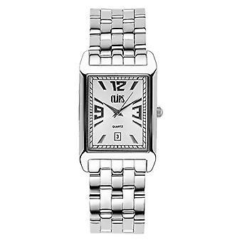 Clips - Wristwatch, analog quartz, alloy, Man