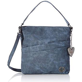 Rieker H1038, Naisten laukku, Sininen 14, Normaali
