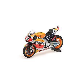 Honda RC213V Repsol team (Daniel Pedrosa-Moto GP 2016) helstøpt modell motorsykkel