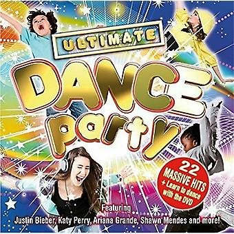 Ultimate Dance Party 2016 CD