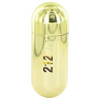 212 Vip By Carolina Herrera Eau De Parfum Spray (tester) 2.7 Oz (women)