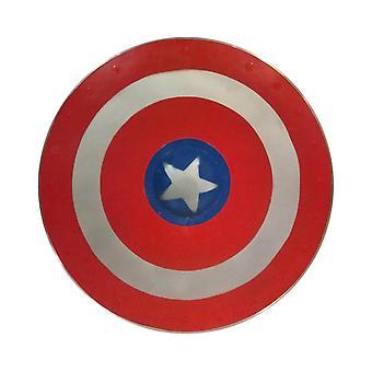 Bouclier en bois Captain America SWE154