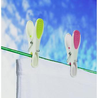 SupaHome Soft Touch Clothes Peg 84mm
