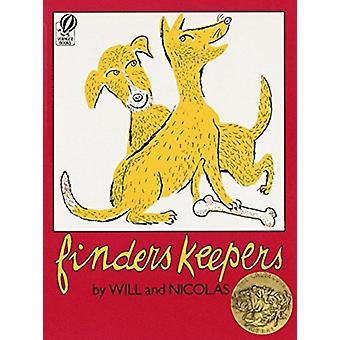 Finders Keepers-tekijä Will Lipkind & LipkindMordvinoff Nicolas & Nicolas