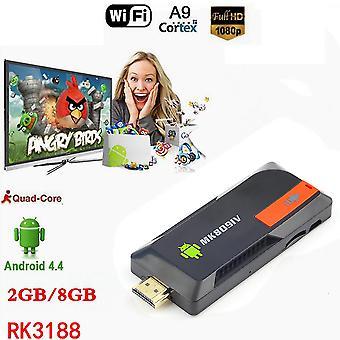 Mk809iv Mini Pc Smart Tv Box Stick Android 5.1 Quad Core 2g/8g Dlna Wifi