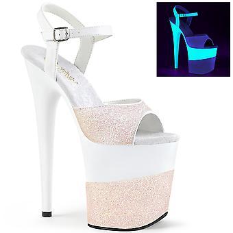 Pleaser Women's Kengät FLAMINGO-809-2G Opal Glitter/Opal Glitter