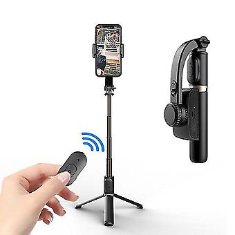New Selfie Stick Handheld Gimbal Stabilizer With Bluetooth Shutter Tripod, Live Mobile Phone Sports
