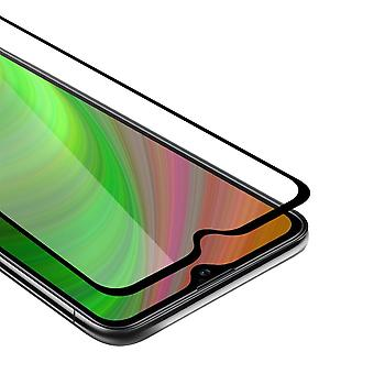 Full Screen Tempered Glass for Galaxy A20s Protective Film (Tempered) Screen Protective Glass