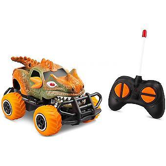 Rc legetøj til 4-5 år gamle drenge Dinosaur fjernbetjening biler til småbørn gaver