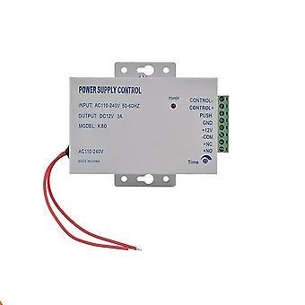 Système d'accès de porte Contrôle d'alimentation électrique Serrure Puissance