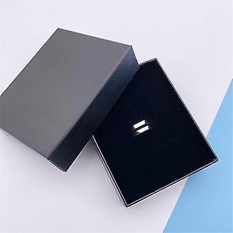 K-pop Couple Rings Exquis Présent Exquis Set