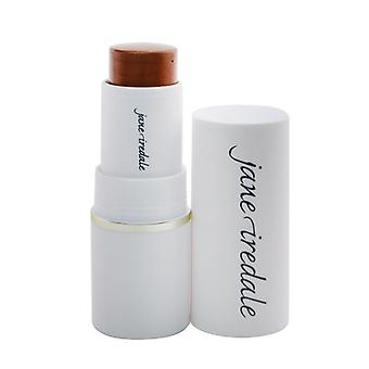 Jane Iredale Glow Time Blush Stick - # Glorious (Chestnut Red With Gold Shimmer For Dark To Deeper Skin Tones) 7.5g/0.26oz