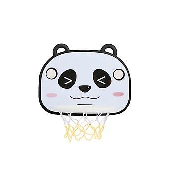 Indoor Game House Sport Play Sets Interactieve Kid's Drawing Board Vast in Deur Basketbal