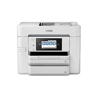 Imprimante multifonction Epson WF-4745DTWF 22 ppm WiFi Blanc